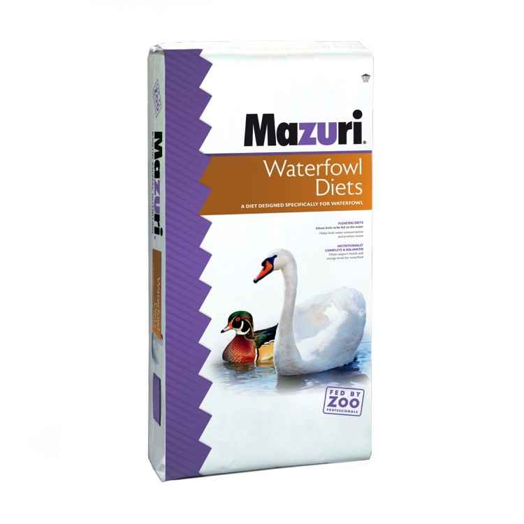 Mazuri Waterfowl Breeder @ sunset feed miami